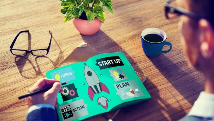 คำอธิบายภาพ : 2-startup-thinking