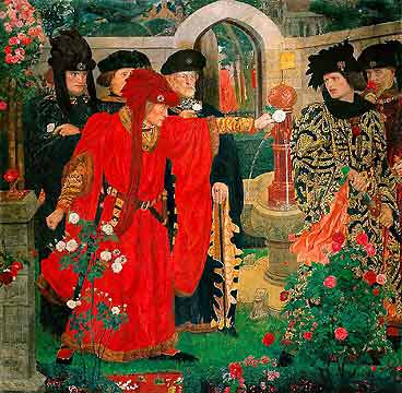 war of the roses essay Ernie cantu 2/1/15 history 4370 war of the roses and the connection with the hundred year war bibliography abbott, jacob, history of margaret of anjou, queen.